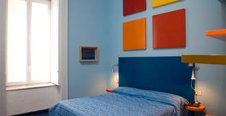 Hotel Correra 241 - Naples - Bedroom