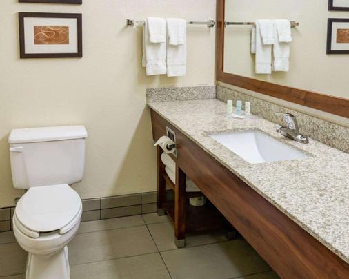 Kansas City-Liberty - Kansas City - Bathroom