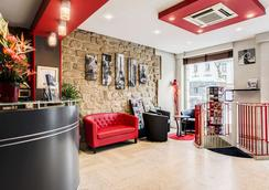 Best Western Nouvel Orleans Montparnasse - Paris - Lobby