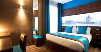 Best Western Nouvel Orleans Montparnasse - Paris - Bedroom