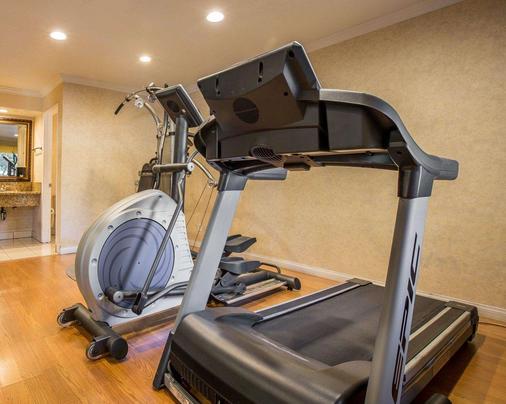 Quality Inn Ontario Airport Convention Center - Ontario - Gym