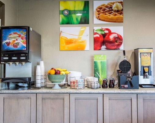 Quality Inn Ontario Airport Convention Center - Ontario - Kitchen
