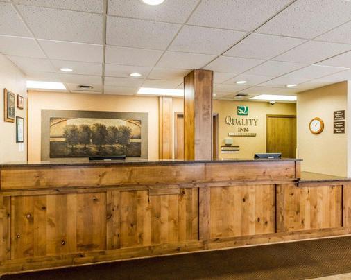 Quality Inn Homestead Park - Billings - Lobby