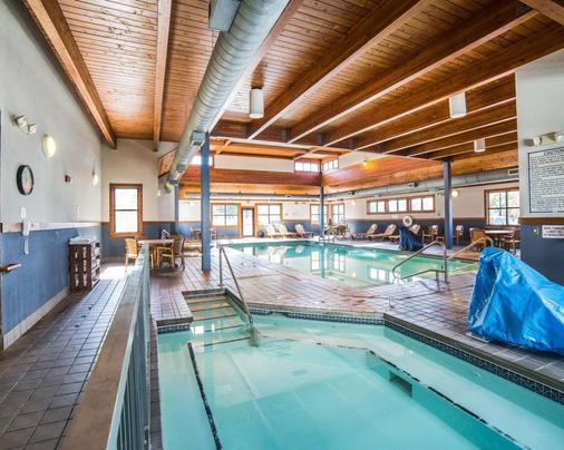 Quality Inn Homestead Park - Billings - Pool