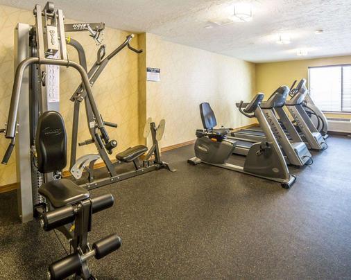 Quality Inn Homestead Park - Billings - Gym