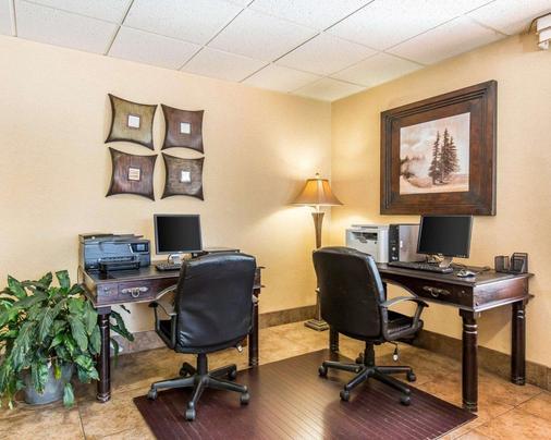 Quality Inn Homestead Park - Billings - Business centre