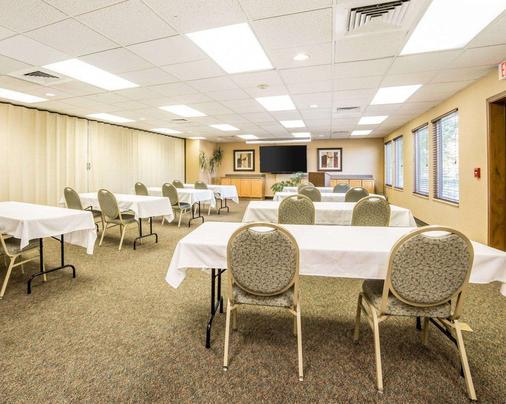 Quality Inn Homestead Park - Billings - Meeting room