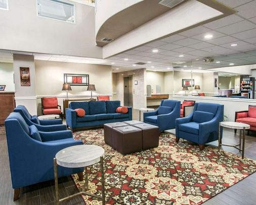 Comfort Suites Hwy 249 at Louetta - Houston - Lobby