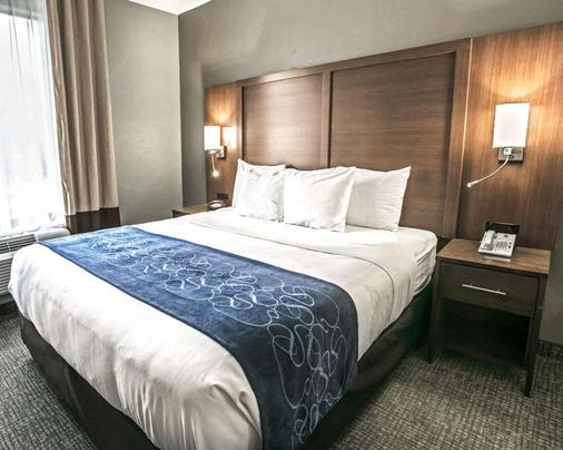 Comfort Suites Hwy 249 at Louetta - Houston - Bedroom