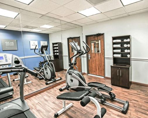 Comfort Suites Hwy 249 at Louetta - Houston - Gym