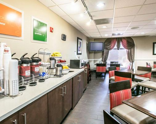 Comfort Suites Hwy 249 at Louetta - Houston - Kitchen