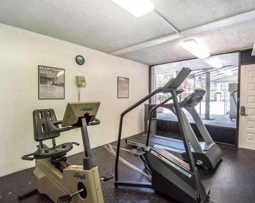 Quality Inn & Suites at Tropicana Field - Saint Petersburg - Gym
