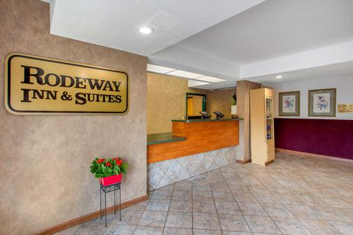 Rodeway Inn & Suites near outlet mall - Asheville - Asheville - Lobby