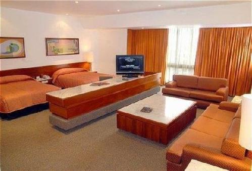Sevilla Palace Hotel - Mexico City - Living room