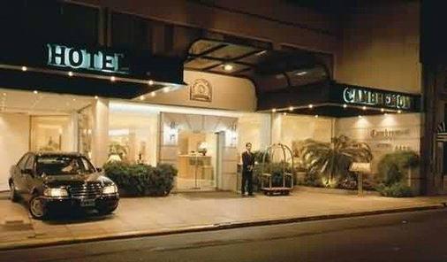 Cambremon Hotel - Buenos Aires - Building