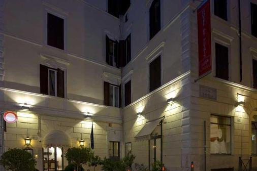 Hotel De Petris - Rome - Building