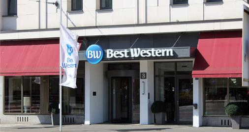 Best Western Hotel Leipzig City Center - Leipzig - Building