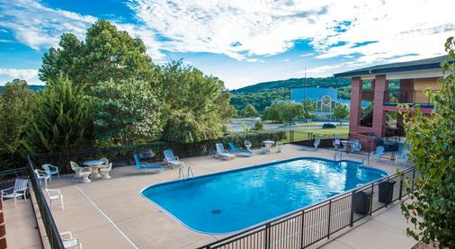 Lodge At the Falls - Branson - Pool