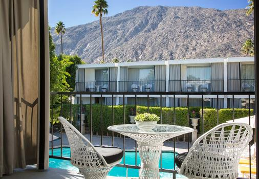 Avalon Hotel Bungalows Palm Springs, a Member of Design Hotels - Palm Springs - Balcony