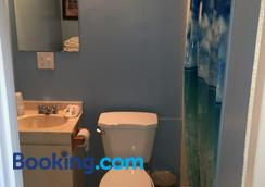 The New Oceanic Inn - Old Orchard Beach - Bathroom