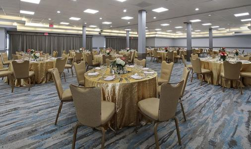 The Anaheim Hotel - Anaheim - Banquet hall