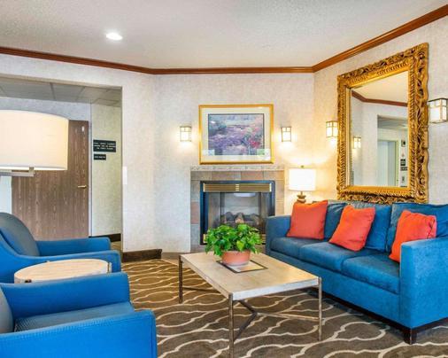 Comfort Inn North - Air Force Academy Area - Colorado Springs - Lobby