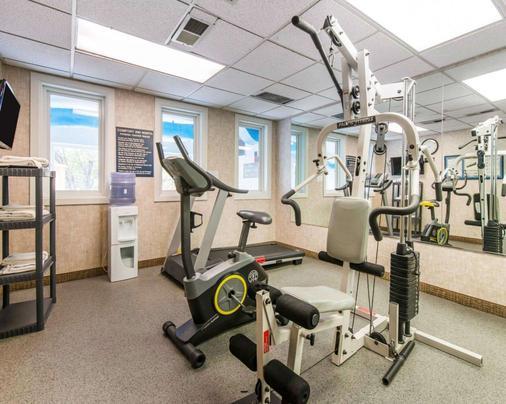 Comfort Inn North - Air Force Academy Area - Colorado Springs - Gym