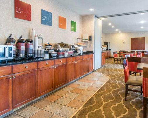 Comfort Inn North - Air Force Academy Area - Colorado Springs - Restaurant
