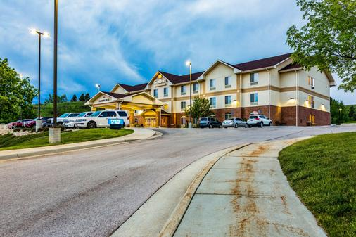 Comfort Inn & Suites - Rapid City - Building
