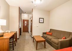 Comfort Inn & Suites - Rapid City - Bedroom