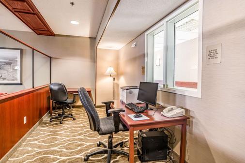 Comfort Inn & Suites - Rapid City - Business centre