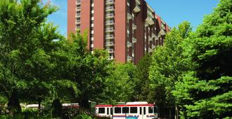 Little America Hotel - Salt Lake City - Building