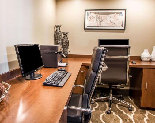 Comfort Inn St Louis - Westport - St. Louis - Business centre