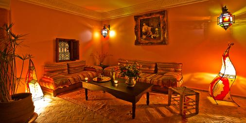 Riad Dar Alsaad - Marrakesh - Lounge