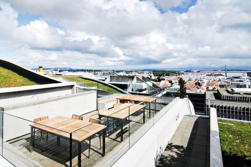 Comfort Hotel Square - Stavanger - Balcony