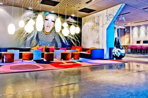 Comfort Hotel Square - Stavanger - Lobby