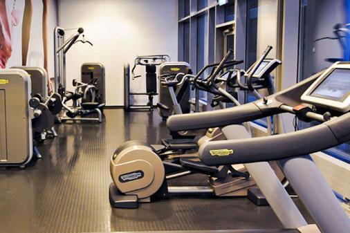 Comfort Hotel Square - Stavanger - Gym
