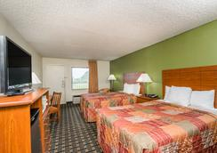 Days Inn Chattanooga Lookout Mountain West - Chattanooga - Bedroom