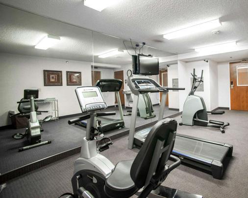 Sleep Inn - Murfreesboro - Gym