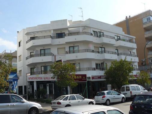 Gomila Park - Palma de Mallorca - Building