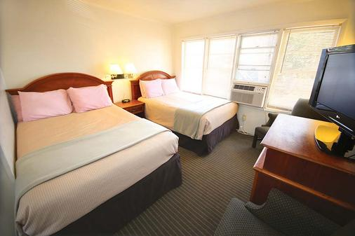 Oceanic Motel - Ocean City - Bedroom