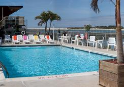 Oceanic Motel - Ocean City - Pool