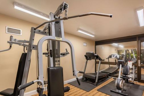 Quality Suites - Wichita - Gym