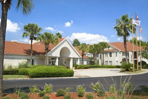 Hawthorn Suites By Wyndham Jacksonville - Jacksonville - Outdoor view