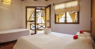 Holbox Dream Beach Front Hotel By Xperience Hotels - Holbox - Bedroom