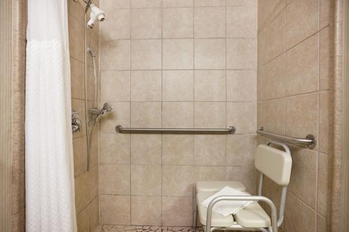 Ramada by Wyndham Newark/Wilmington - Newark - Bathroom