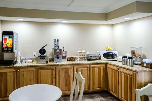 Rodeway Inn - Vicksburg - Buffet