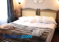 Hôtel du Romancier - Paris - Bedroom