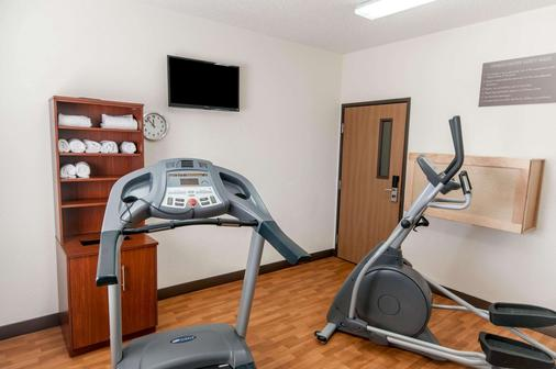 Comfort Suites University - Las Cruces - Gym