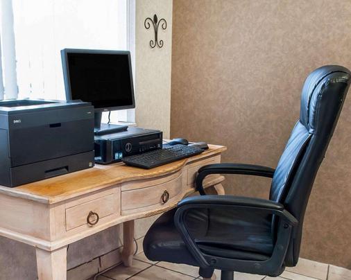 Comfort Suites University - Las Cruces - Business centre
